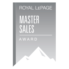 Master of Sales Award