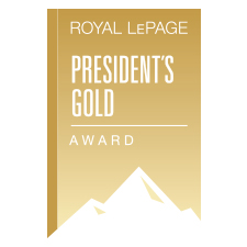 Presidents Gold Award